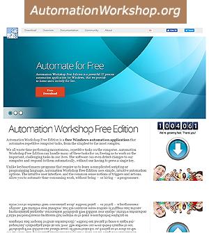 automationworkshop.org web site