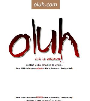 oluh.com web site